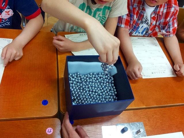 リバネス様主催「理科の王国」で磁石の授業