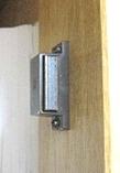 収納扉の磁石