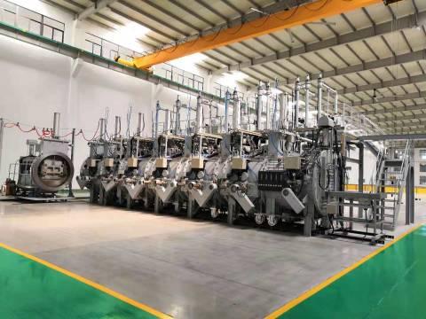 製造に使用する機械