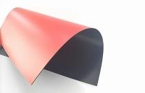 赤のマグネットカラーシート